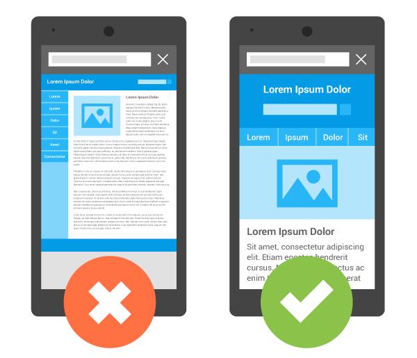 Mobile Friendly Websites - Fai il Test
