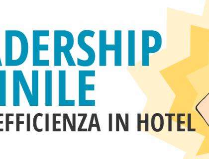 La leadership femminile aumenta l'efficienza in hotel