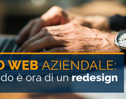 PORTALE WEB AZIENDA