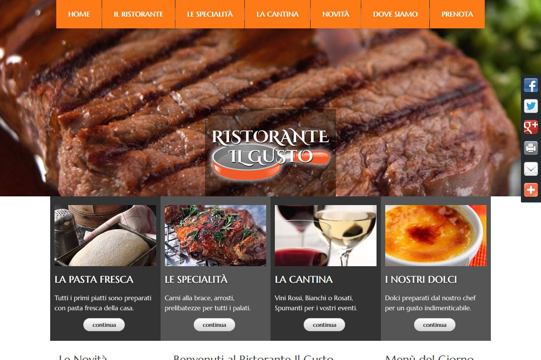 5 consigli per creare il sito perfetto per il tuo ristorante