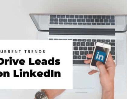 Tendenze attuali su #Lead #Generation #LinkedIn